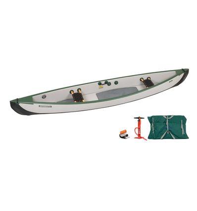 ゴムボート, 人気 Travel Canoe™ 16 カヌー (1452) カヌー ・ Travel Canoe™ インフレータブルカヌー
