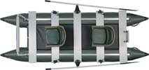 FoldCat™ Pontoon 375 top view